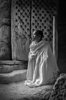 northern Ethiopia Lalibela tribe travel photography
