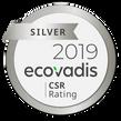 Ecovadis - Silver 2019