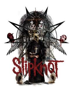 Slipknot T-Shirt design (2)