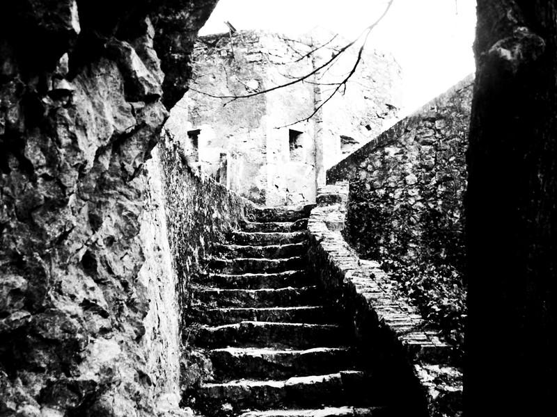 Citadel stairs