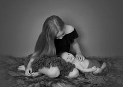 Newborn photos, Essex