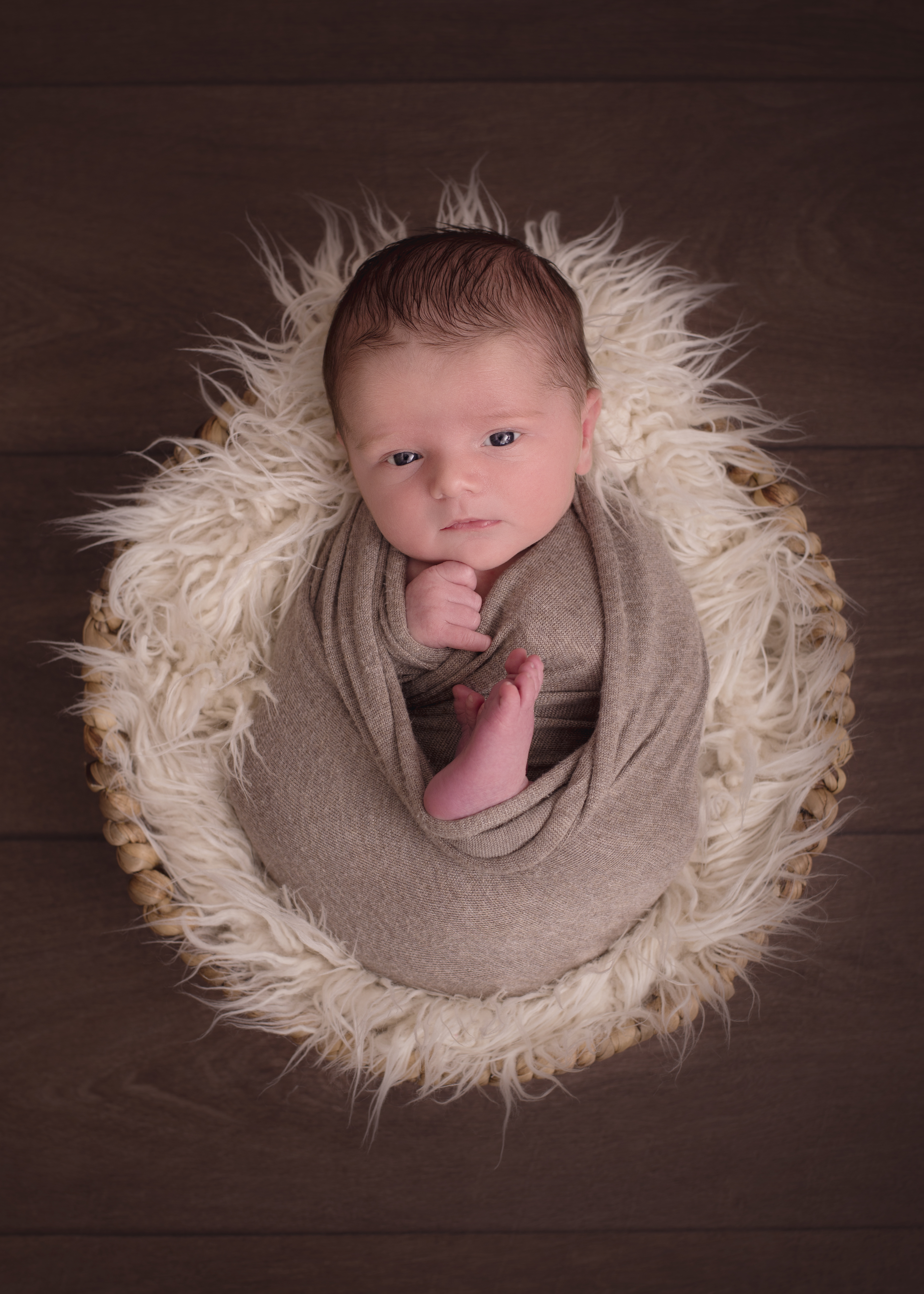 Newborn photography Stretch wrap UK