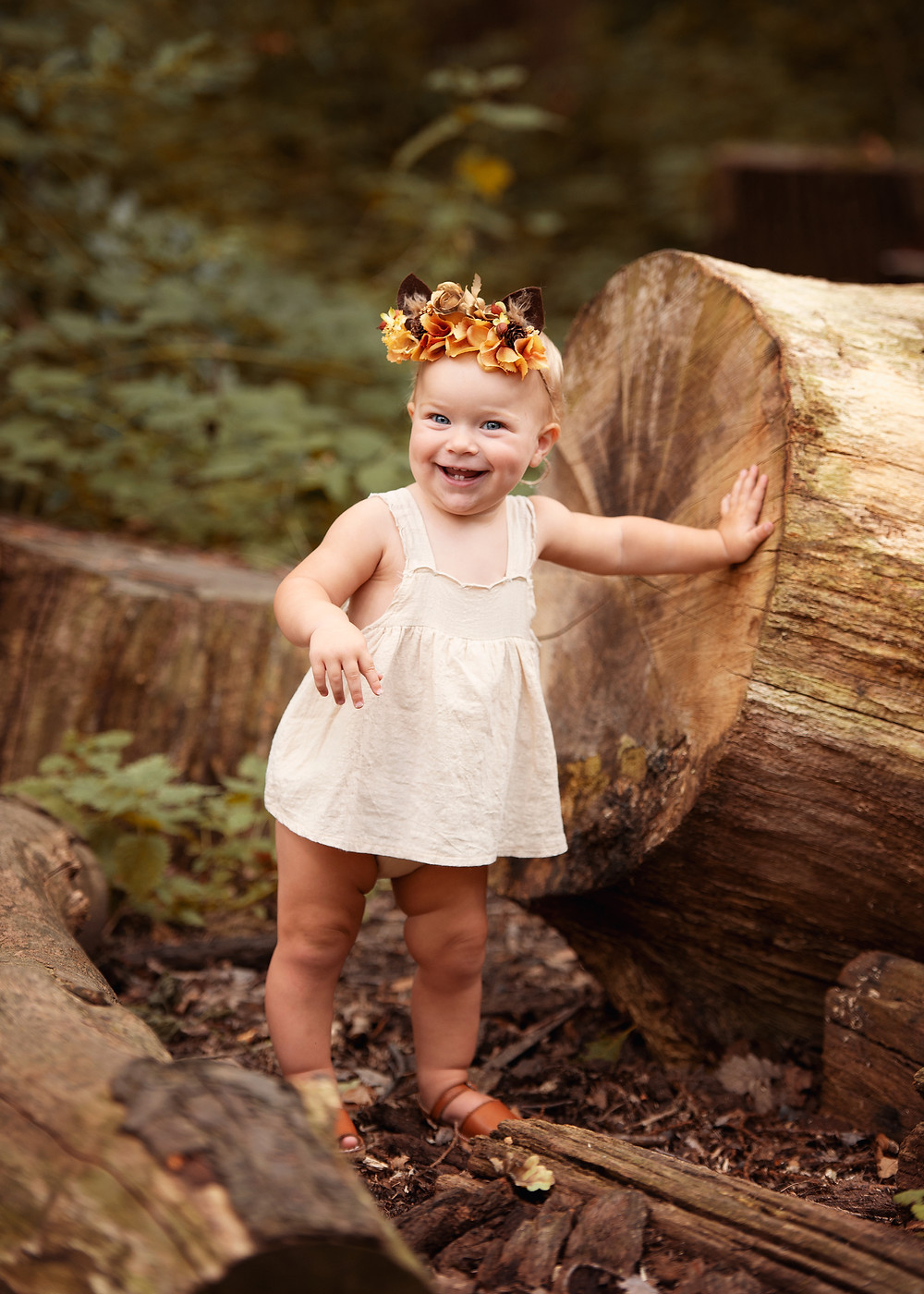 This image of the gorgeous little Florence was taken in Autumn last year. A perfect example of what you can capture within your mini shoot!