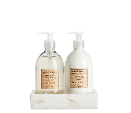 Grapefruit Bathroom Set