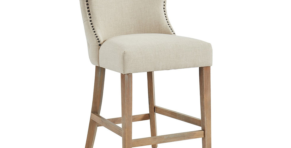 Parker Counter Stool - Beige