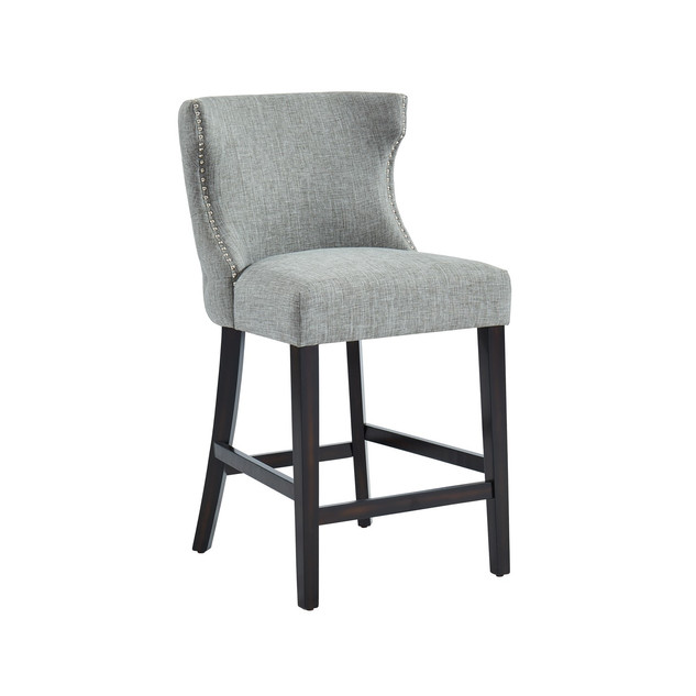 Parker Counter Stool - Grey
