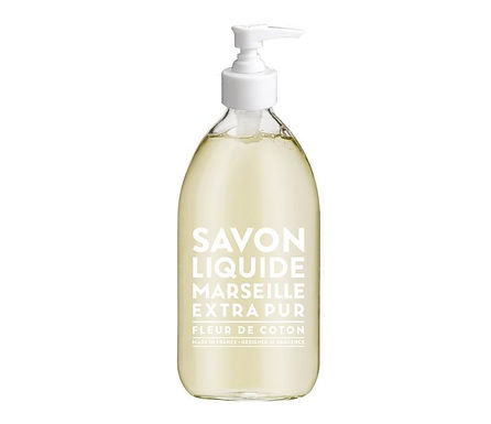 Cotton Flower Liquid Soap