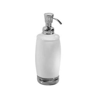 York Soap Dispenser Chrome