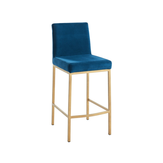 Diego Counter Stool - Blue