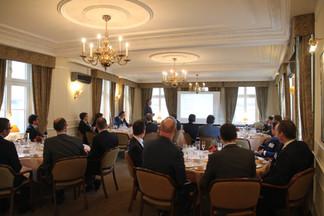Executive briefing Enovos / nGage 9 décembre