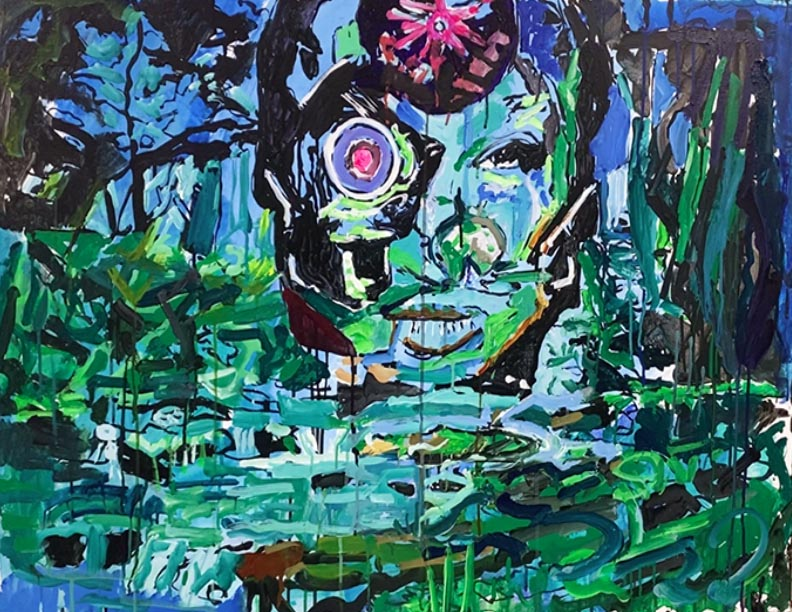 swamp nayad