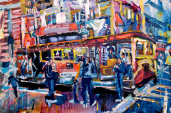 cabling_around__24x32(sold)