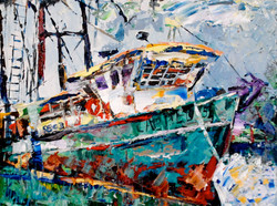 the_boat_(20x24)�2400