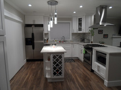 AFTER - Complete kitchen reno