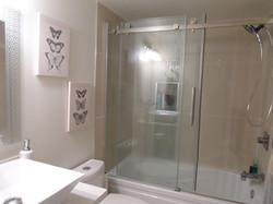 AFTER - complete bathroom reno 1