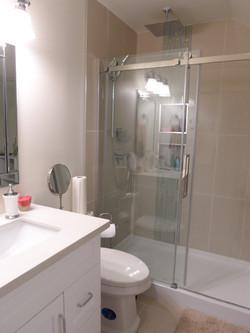 AFTER - complete bathroom reno 2