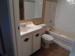 BEFORE- complete bathroom reno 1