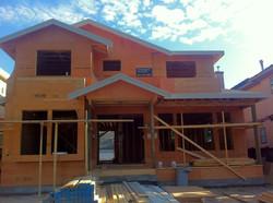 New construction plumbing & heating