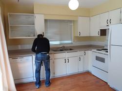 BEFORE - Complete kitchen reno
