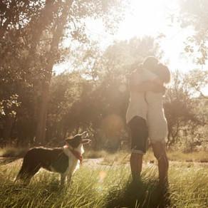 M&J ♥ La preboda perfecta en el bosque