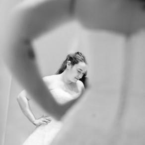 C ♥ Bride's Look, prueba de vestido en Balart Núvies