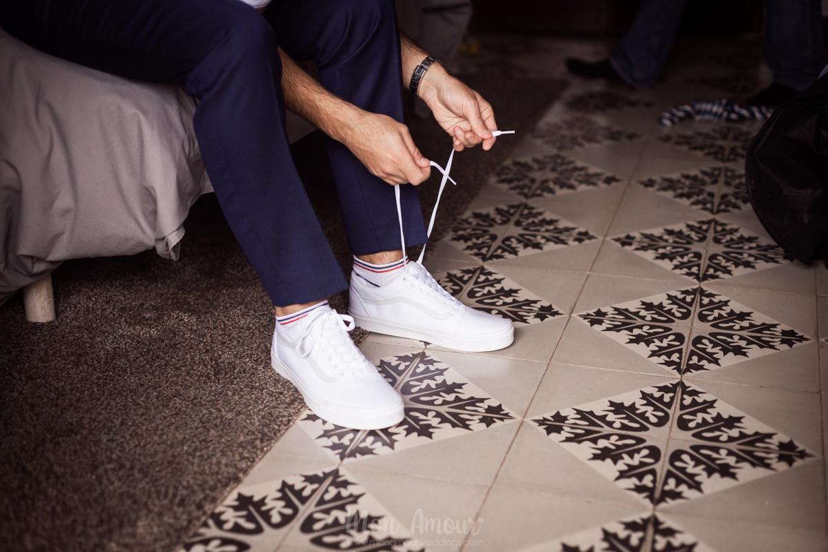 Boda en Mas Can Ferrer, Arbúcies. Con Catering Buenos Fuegos y make up Anna Segura, fotografía natural de bodas en Barcelona Mon Amour Wedding Photography by Mònica Vidal