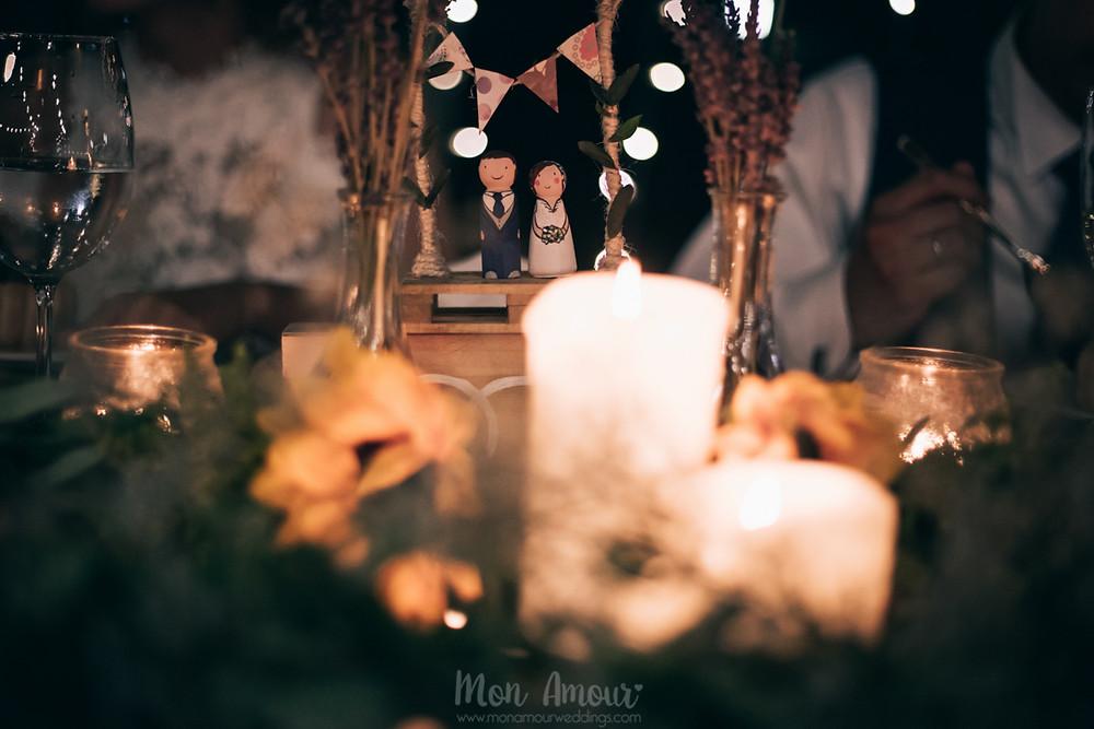 Boda de verano al aire libre en el Jardí de les Palmeres, les Marines. Vestido de novia de Ramon Herrerias, l'Art Nupcial. Fotografía de bodas natural en Barcelona - Mon Amour Wedding Photography