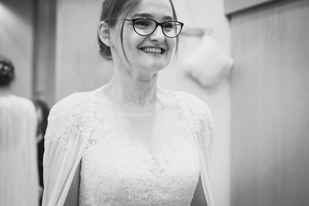 Bride's Look, reportaje de prueba de vestido de novia. Vestido de Cosmobella, l'Art Nupcial Castelldefels, fotografía de bodas natural en Barcelona - Mon Amour Wedding Photography