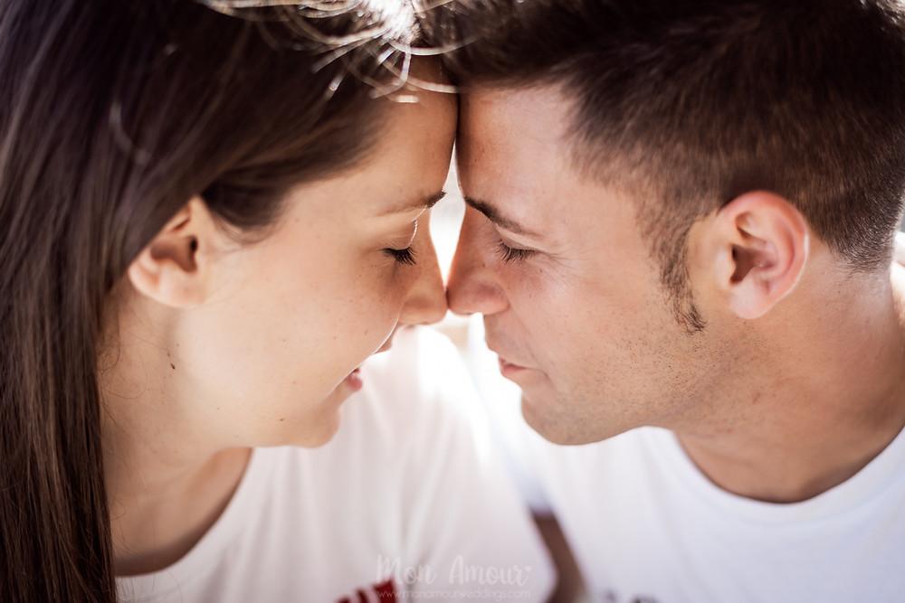 Preboda en Cala s'Alguer i Perafita - fotografía natural de bodas en Barcelona, Mon Amour Wedding Photography by Mònica Vidal