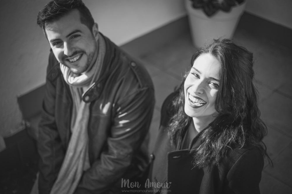 Preboda en Mercantic - Fotografía de bodas natural en Barcelona - Mon Amour Wedding Photography