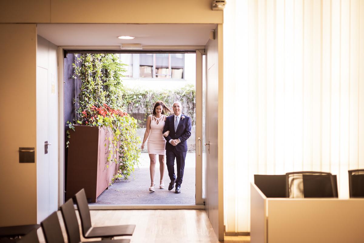 Boda íntima de verano en el corazón de Sant Cugat del Vallès, fotografía natural de bodas en Barcelona - Mon Amour Wedding Photography by Mònica Vidal