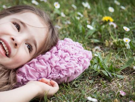 Sesión infantil ♥ La primavera de la princesa Irene