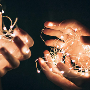 Sesión de hermanas ♥ Las luciérnagas de verano