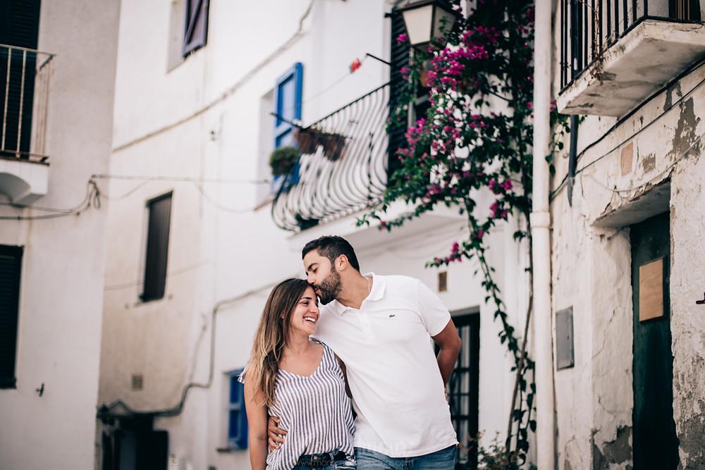 Preboda mediterrània, Cadaqués, Portlligat, Cap de Creus - fotografía natural de bodas, Mon Amour Wedding Photography by Mònica Vidal