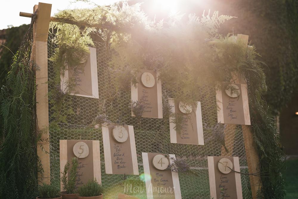 Boda de verano al atardecer en Mas Bonvilar, vestido de novia Immaclé, traje de novio Señor, flores Sweet Boheme, organización y cátering 21 de Marzo, fotografía de bodas natural en Barcelona - Mon Amour Wedding Photography by Mònica Vidal