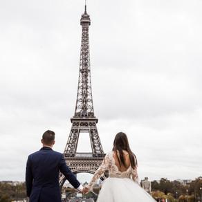 C&C ♥ Postboda en Paris, la ciudad del amor