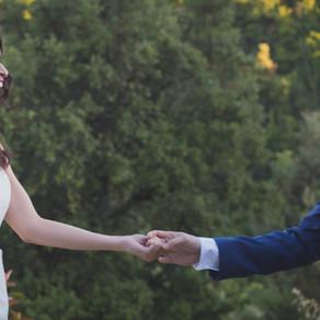 First Look, ¡sí a verse antes de la boda!