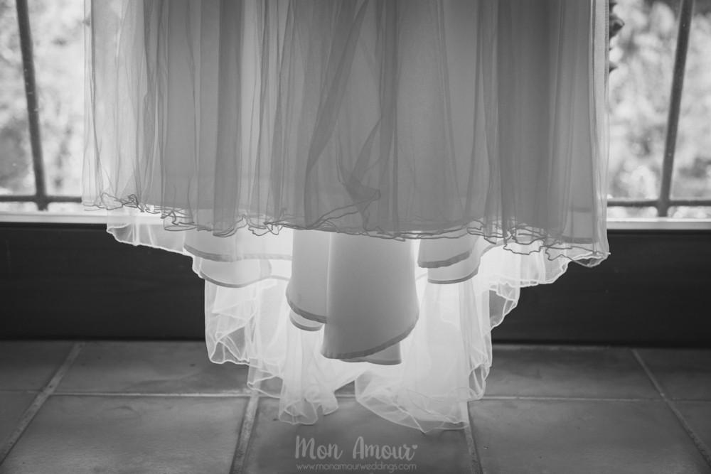 Vestido de novia por Rembo Styling, La Nuvia Pim Pam - Fotografía de bodas natural en Barcelona - Mon Amour Wedding Photography