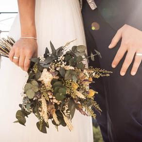 S&B ♥ Perfecta boda íntima de verano en Sellarés Rural