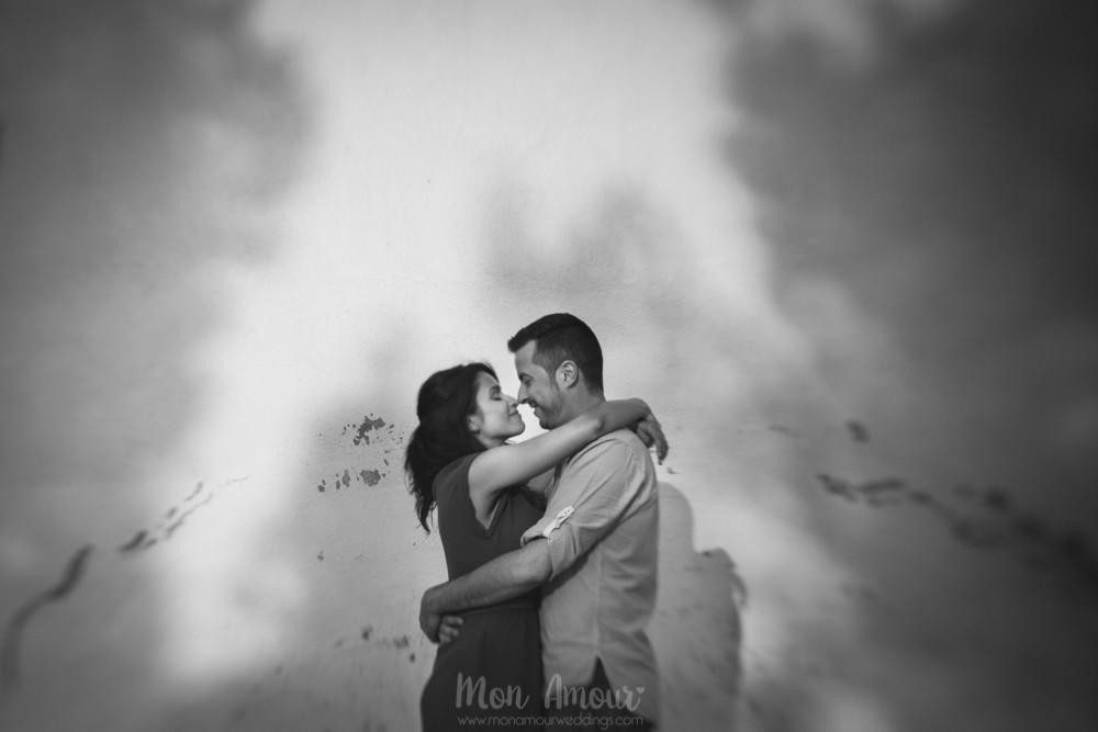 Sesión preboda en Barcelona - Mon Amour wedding photography, fotografía de bodas