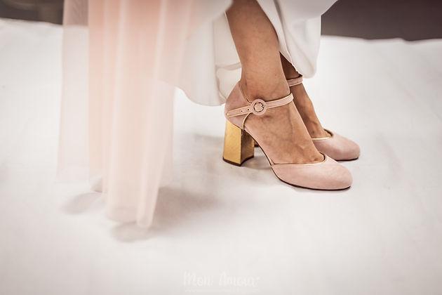 estilo popular original mejor calificado brillante en brillo D ♥ Bride's Look, cuando el vestido de novia lo diseña tu amiga