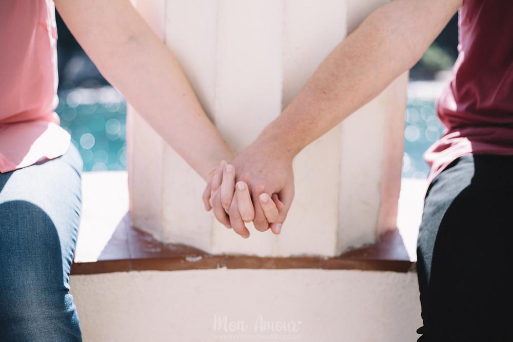 Preboda en el Jardí Botànic Marimurtra, Blanes - Fotografía natural de bodas en Barcelona, Mon Amour Wedding Photography