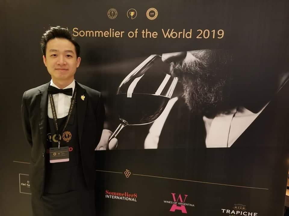 Reeze參與Sommelier of the World 2019的照片