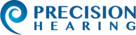 Precision hearing logo