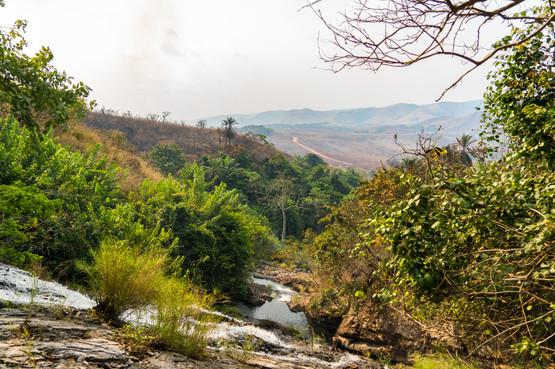 Paysage depuis les hauteurs de Siloa