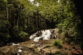 Cascade de Kimbakala