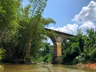 Pont de l'ancienne ligne du CFCO