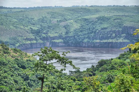 Vue sur la RDC