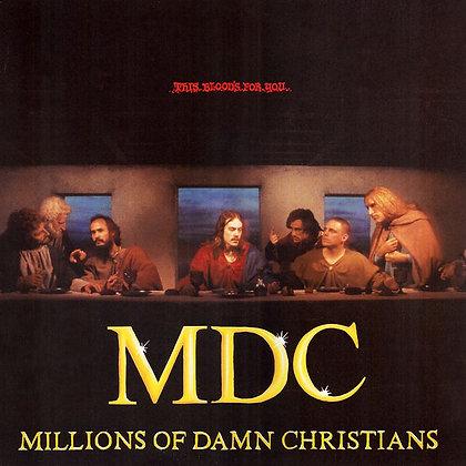 Millions of Damn Christians LP