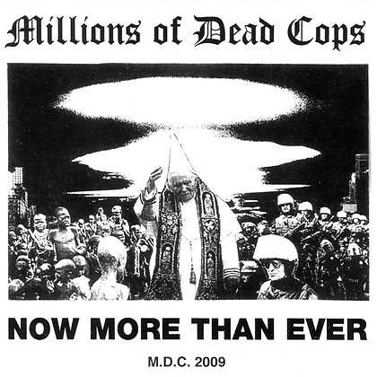 Now More Than Ever LP